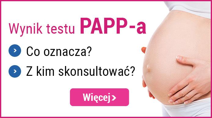 wynik testu pappa co oznacza z kim skonsultować