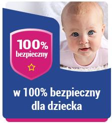 Bezpieczny dla dziecka