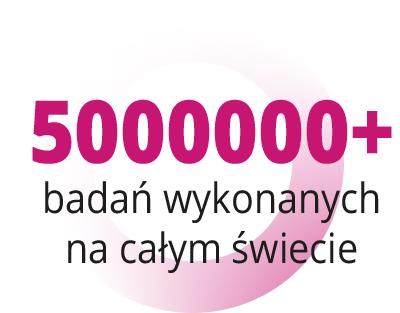 5 000 000 badań